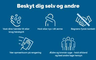 Terapi imens der er COVID19 restriktioner i Danmark